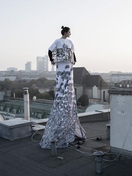 Claudia Larcher, Galerie Lisi Hämmerle