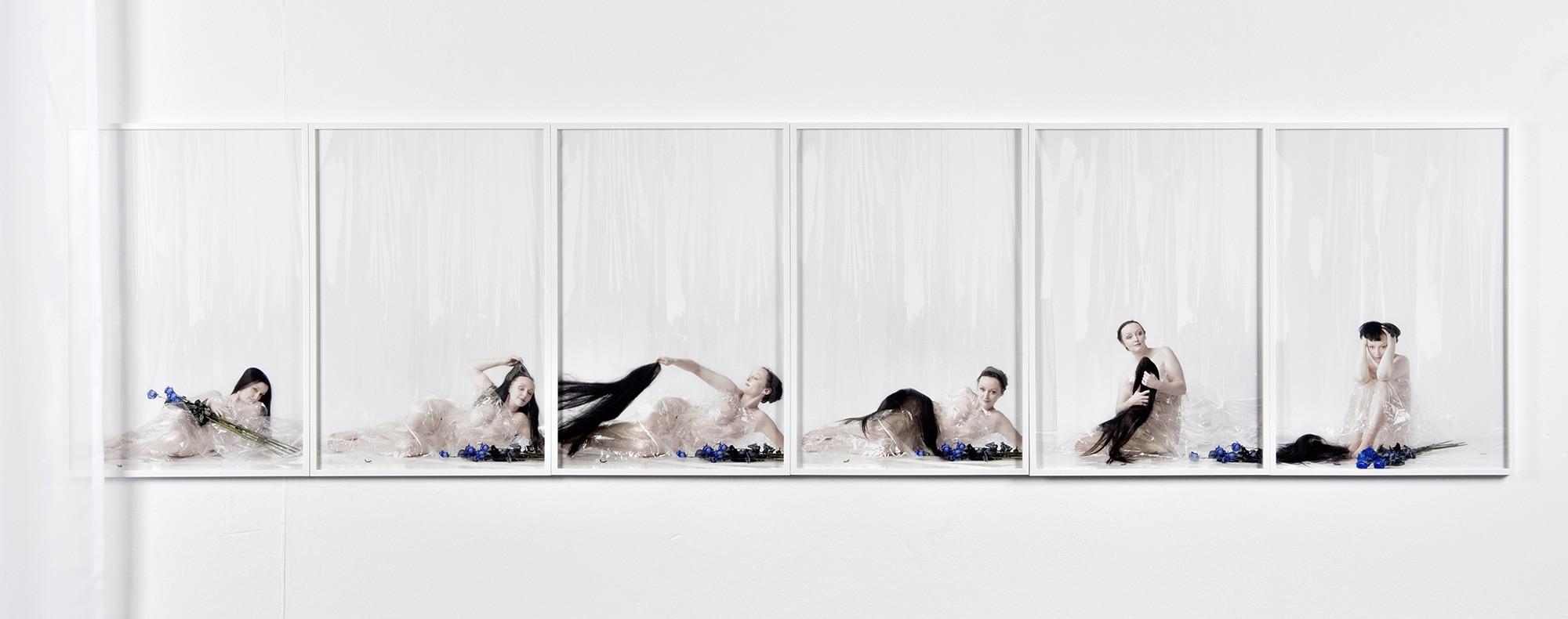 Maria Hahnenkamp, Galerie Lisi Hämmer