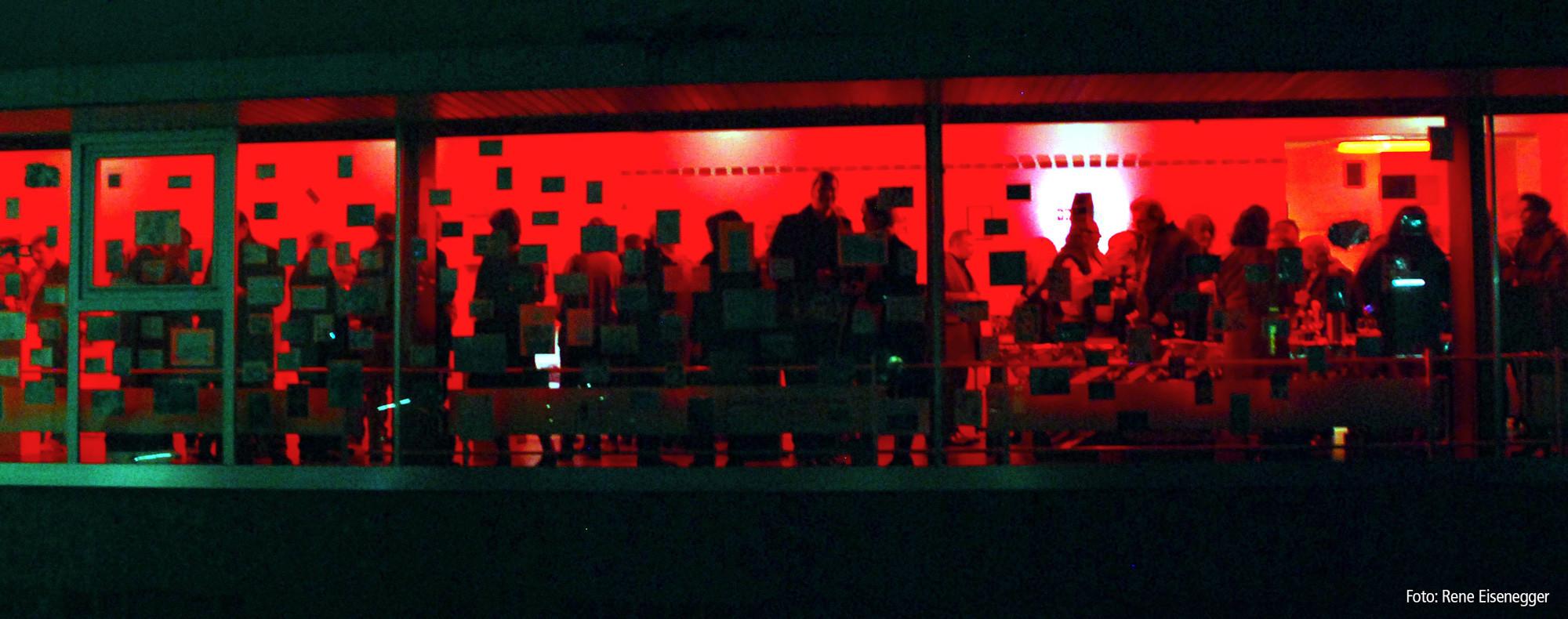 theRED 2014, Rene Eisenegger, Galerie Lisi Hämmerrle, RED