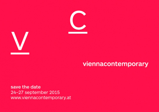 viennacontemporary safe the date galerie Lisi hämmerle
